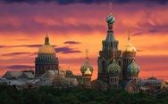 Những thời điểm 'vàng' không thể bỏ lỡ khi du lịch nước Nga