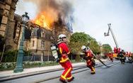 Điều tra ban đầu: Lửa gây cháy nhà thờ Đức Bà Paris bắt đầu từ nóc