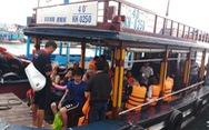 Khánh Hòa cấm tàu ra biển nếu du khách không mặc áo phao