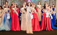 Trần Vũ Hương Trà đăng quang Hoa hậu thế giới người Việt tại Pháp 2019