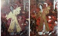 Bảo vật Vườn xuân Trung Nam Bắc: Vệ sinh phá hỏng tác phẩm!