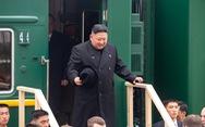 Đoàn tàu ông Kim Jong Un đã đến thành phố Vladivostok