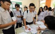 886.000 thí sinh đăng ký thi THPT quốc gia, hơn 1/2 thi khoa học xã hội
