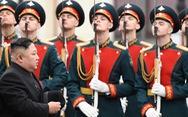 'Ngoại giao hạt nhân' Kim Jong Un - Putin
