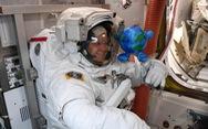 Phi hành gia lên sao Hỏa phải mang… kính bơi