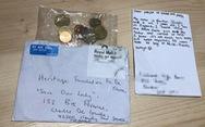Xúc động thư bé gái Anh kèm 3,38 euro quyên góp cho Nhà thờ Đức Bà Paris