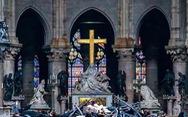 'Phép lạ nhỏ' giúp phục dựng nhà thờ Đức Bà Paris như nguyên bản
