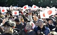 Lừa đảo ép bán cờ dịp Nhật hoàng thoái vị