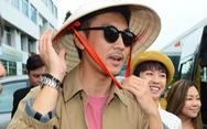 'Bao Thanh Thiên trẻ' thích thú với nón lá Việt Nam