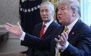 Ông Tập kêu gọi ông Trump kết thúc đàm phán thương mại để còn gặp nhau
