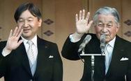 10 cột mốc quan trọng trong cuộc đời Nhật hoàng Akihito