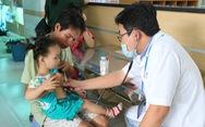 Bệnh sởi tăng mạnh ở các thành phố lớn do không tiêm ngừa