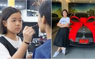YouTuber 12 tuổi ở Thái Lan kiếm tiền 'tậu' xe sang hơn 4 tỉ đồng