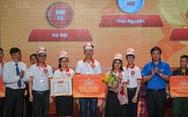 Đội tuyển TP.HCM giành giải nhất cuộc thi 'Ánh sáng soi đường' toàn quốc