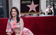Lucy Liu nhận sao trên Đại lộ danh vọng Hollywood