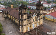 Ngắm hình ảnh nhà thờ Bùi Chu đẹp ngỡ ngàng sắp hạ giải