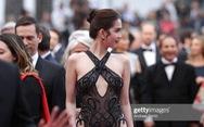 Ngọc Trinh bị truyền thông nước ngoài chỉ trích lố lăng tại Cannes