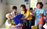 Tết thiếu nhi đến sớm với bệnh nhi Bệnh viện Nhi Đồng 2