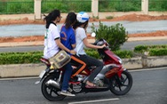 Thói hư tật xấu khó bỏ của người Việt khi chạy xe