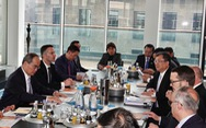 Frankfurt sẵn sàng hỗ trợ TP.HCM xây dựng trung tâm tài chính