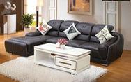 Mẹo chọn mua bàn ghế sofa phòng khách nhỏ 'ăn khớp' không gian