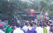 Sập giếng ở Nghệ An, một người chết