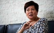 Việt Linh thích 'đâm đầu vào đá'