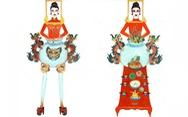 Thiết kế 'Bàn thờ' cho quốc phục của Việt Nam tại Miss Universe 2019?