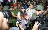 Đoàn Thị Hương đã trở về Việt Nam