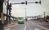 TP.HCM mở đợt cao điểm xử lý tài xế xe buýt vi phạm giao thông
