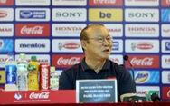 HLV Park Hang Seo 'nóng mặt' với truyền thông về danh sách tuyển Việt Nam