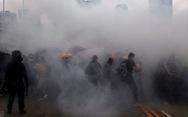 Đụng độ dữ dội giữa cảnh sát và người biểu tình ở Hong Kong