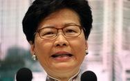 Lãnh đạo Hong Kong dừng thông qua dự luật dẫn độ