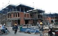 Đình chỉ dự án xây 'lụi' 110 căn biệt thự ở quận 7