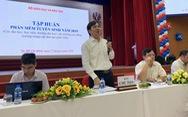 Tỉ lệ người học đại học Việt Nam thuộc loại thấp nhất thế giới