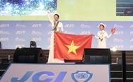 Áo dài Việt Nam gây ấn tượng tại Hội nghị JCI thế giới