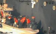Mỹ tung bằng chứng lính Iran tháo mìn trên tàu để xóa dấu vết