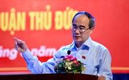Bí thư Thành ủy: 'Ông Đoàn Ngọc Hải cấp phép xây dựng sai, phải chịu trách nhiệm'