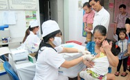Trẻ đi học sẽ phải có giấy chứng nhận tiêm chủng đầy đủ