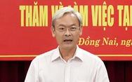 Bí thư Tỉnh ủy Đồng Nai nói về vụ giang hồ vây xe chở công an