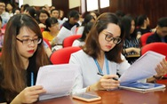 20.000 người phục vụ kỳ thi THPT quốc gia ở Hà Nội