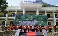 Saigontourist khai trương khu nghỉ dưỡng Sài Gòn - Ba Bể