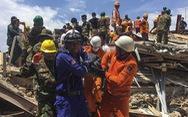 Lãnh đạo tỉnh ở Campuchia từ chức vì sập công trình xây trái phép
