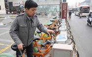 Đà Nẵng tính cho thuê 'xe đạp công nghệ'