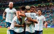 Đá bại Qatar, Argentina vào tứ kết Copa America 2019