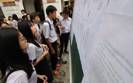 Thí sinh cả nước thi môn văn, đón xem đề thi, đáp án trên Tuổi Trẻ Online