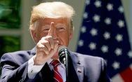 Ông Trump 'không tìm kiếm một cuộc chiến' với Iran