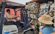 Thêm một doanh nghiệp nhập khẩu phế liệu bị khởi tố