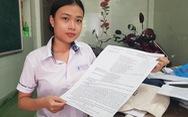 Trường hợp đặc biệt: một thí sinh dự thi với bộ đề in trên giấy A3