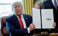 Ông Trump dọa 'xóa sổ hoàn toàn' một số lãnh vực của Iran bằng vũ lực